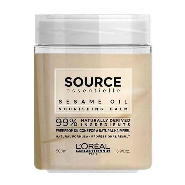 Купить Маска Source Essentielle Sesame Oil Nourishing, 500мл, L'Oreal Professionnel (shop: Cosmall )