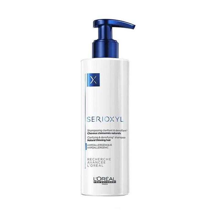 Шампунь Serioxyl для натуральных волос, 250мл фото