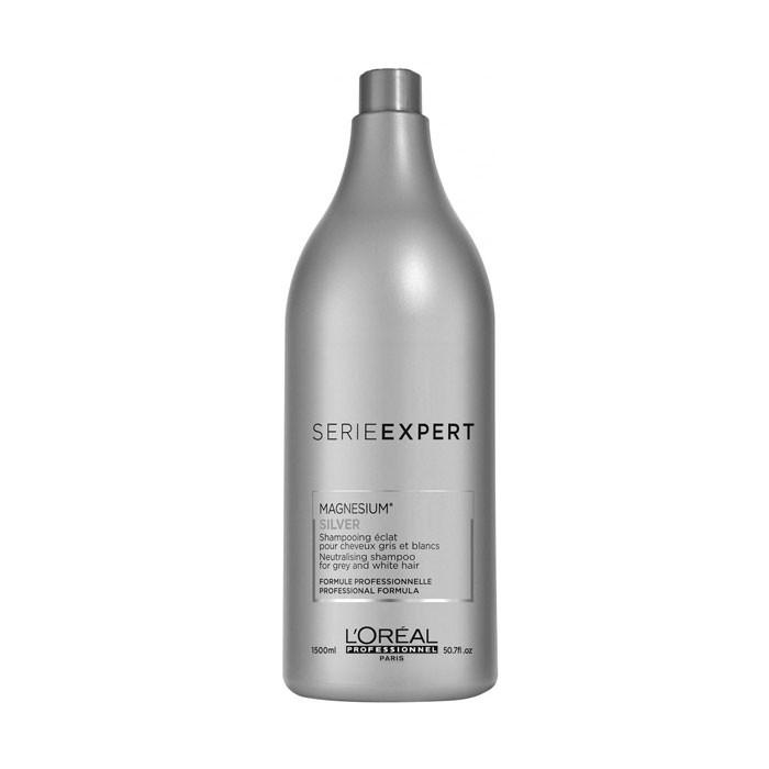Шампунь Silver для седых волос, 1500мл фото