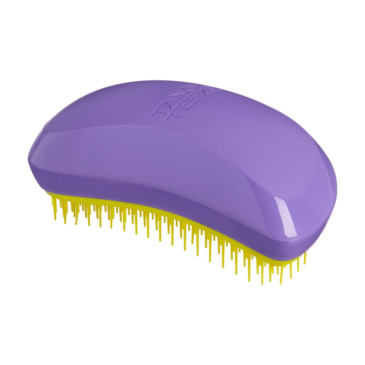 Расческа Salon Elite Purple&Yellow