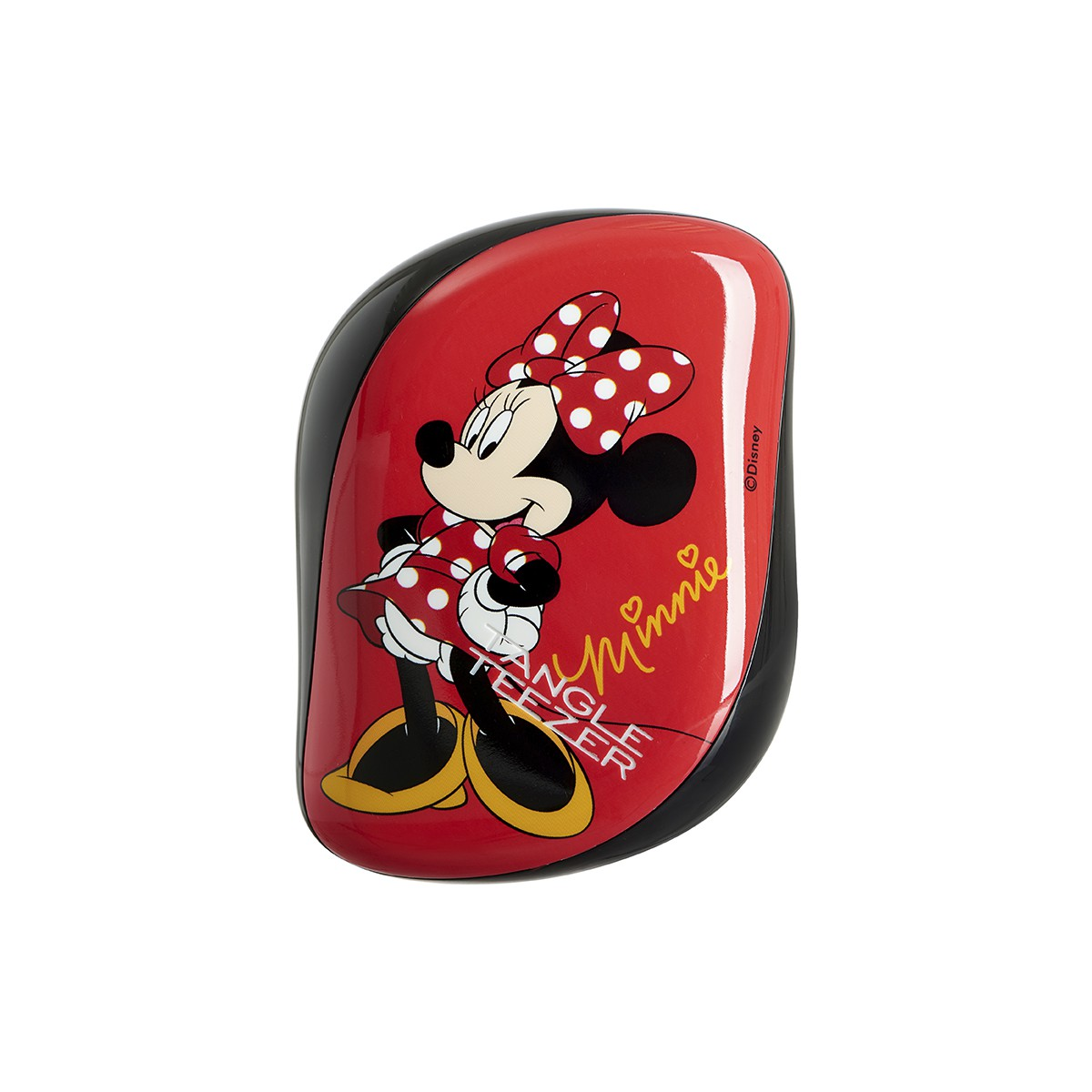 Расческа Compact Styler Minnie Mouse Rosy Red фото