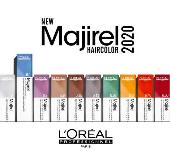Краска Majirel, 50мл - 6.1 фото
