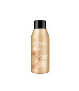 Шампунь Redken All Soft с аргановым маслом для сухих волос 50мл