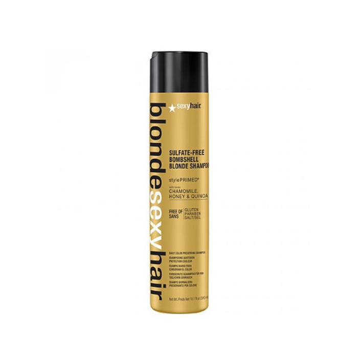 Купить Шампунь Bombshell Blonde Shampoo для блондинок - 300мл, Sexy Hair (shop: Cosmall )