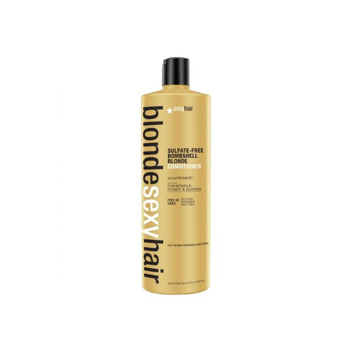 Купить Шампунь Bombshell Blonde Shampoo для блондинок - 1000мл, Sexy Hair (shop: Cosmall )