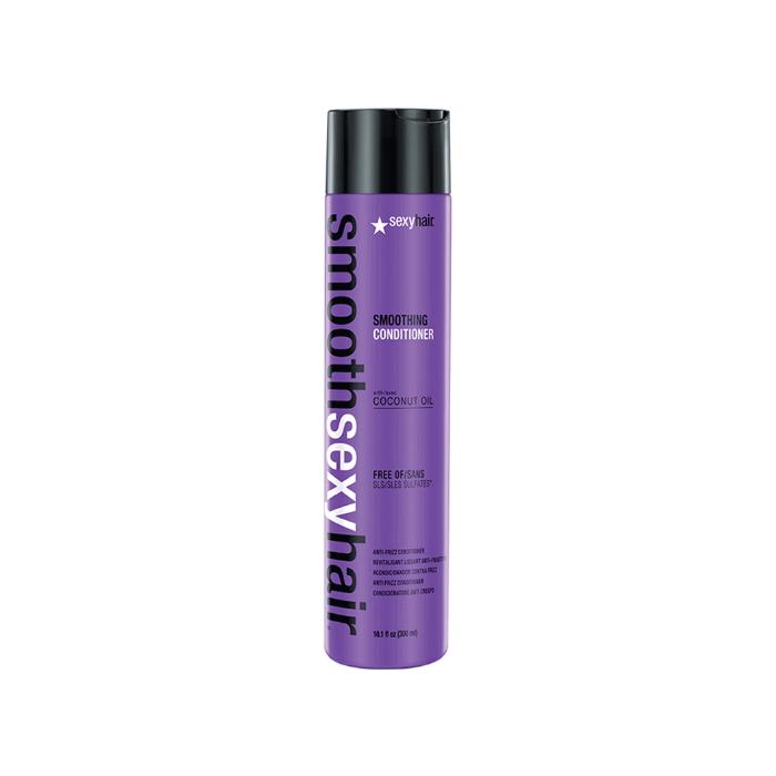 Купить Шампунь разглаживающий Smoothing Shampoo - 300мл, Sexy Hair (shop: Cosmall )