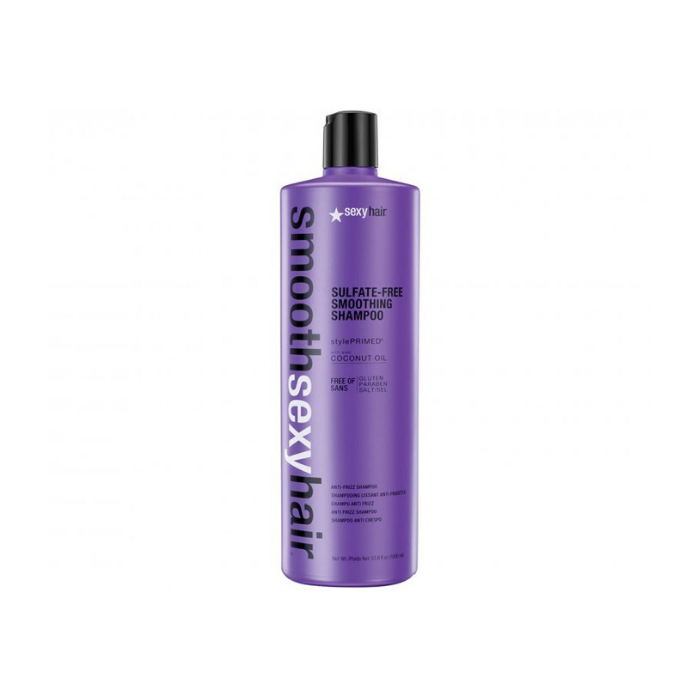 Шампунь разглаживающий Smoothing Shampoo - 1000мл фото