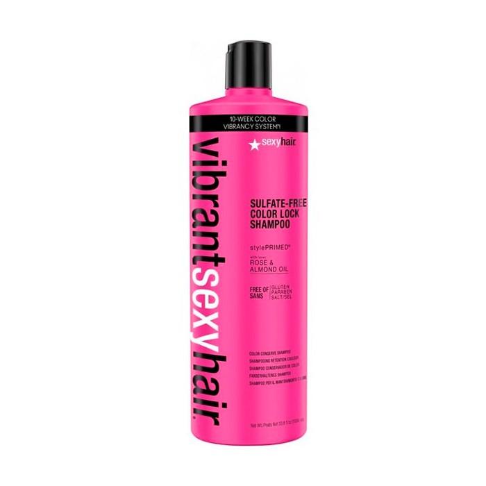 Шампунь Vibrant Sexy Hair Color Lock для окрашенных волос - 1000мл фото