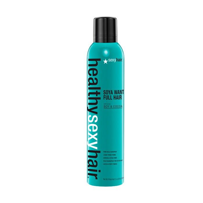 Спрей Soya Want Full Hair-Firm Hold Hairspray, 300мл фото