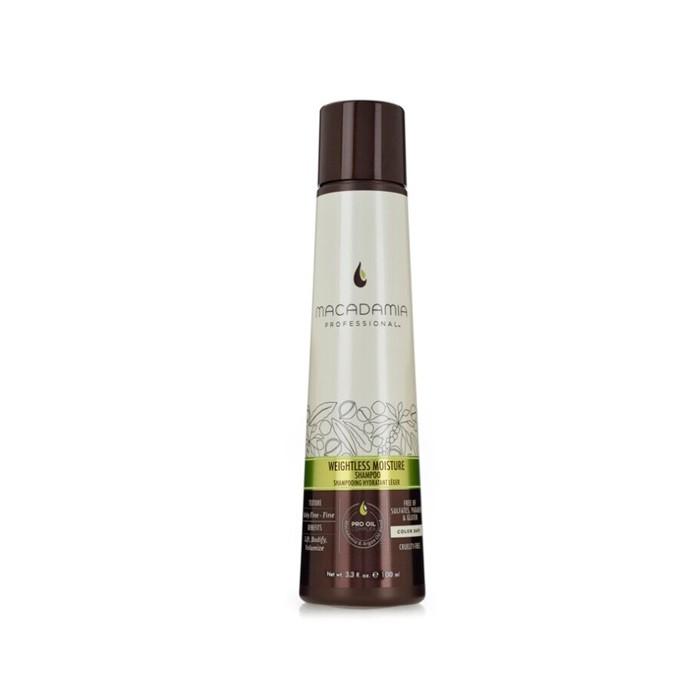 Шампунь Weightless Moisture Shampoo увлажняющий - 100мл фото