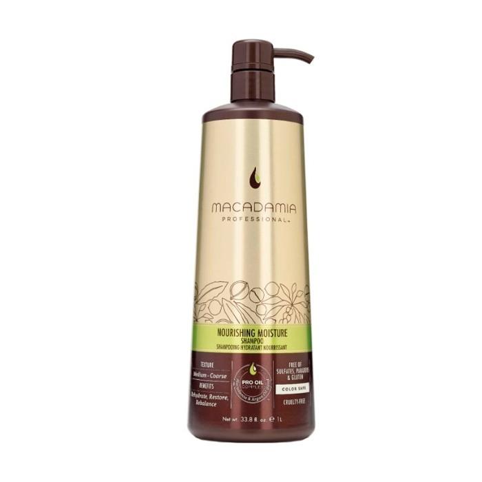 Шампунь Nourishing Moisture Shampoo питательный - 1000мл фото