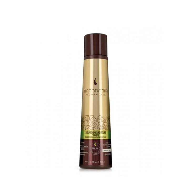 Шампунь Nourishing Moisture Shampoo питательный - 100мл фото
