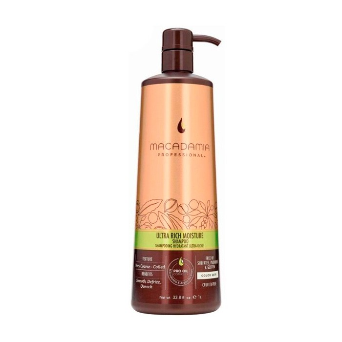 Шампунь Ultra Rich Moisture Shampoo - 1000мл фото