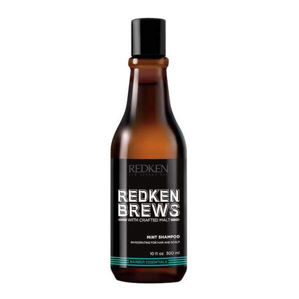 Шампунь Redken Brews Mint, 300мл фото