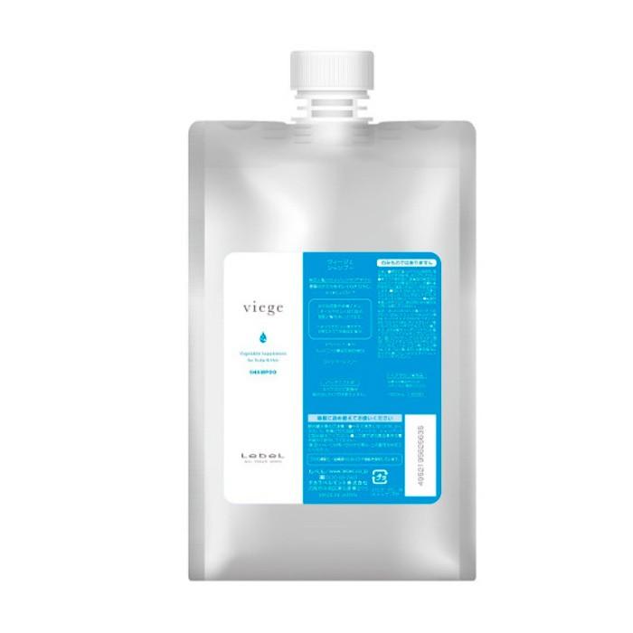 Шампунь Lebel Viege Shampoo восстанавливающий - 1000мл фото