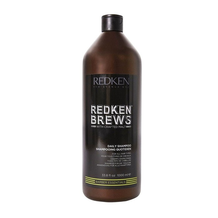Шампунь Redken Brews Daily, 1000мл фото