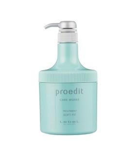 Маска Lebel Proedit Hair Treatment Soft Fit для сухих волос 600мл