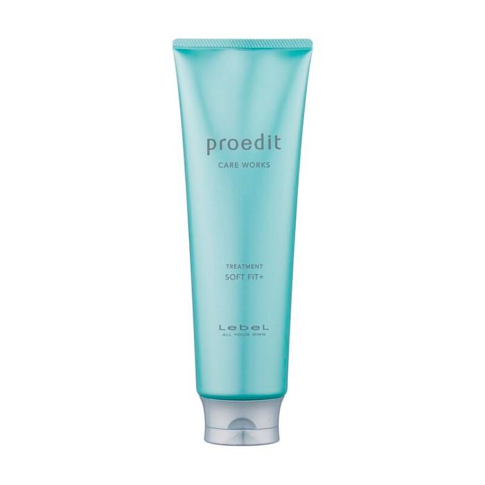 Маска Lebel Proedit Hair Treatment Soft Fit+ для очень сухих волос - 250мл фото