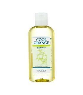 Шампунь LebeL Cool Orange Hair Soap Cool для жирной кожи головы 200мл