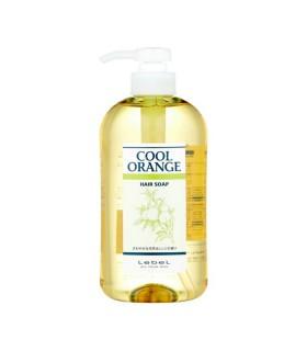 Шампунь LebeL Cool Orange Hair Soap Cool для жирной кожи головы 600мл