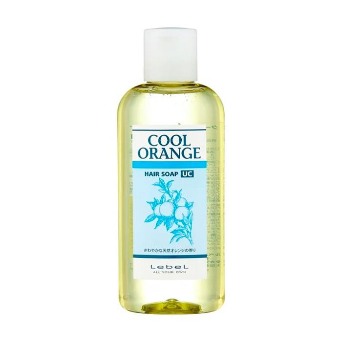 Шампунь LebeL Cool Orange Hair Soap Ultra Cool - 200мл фото