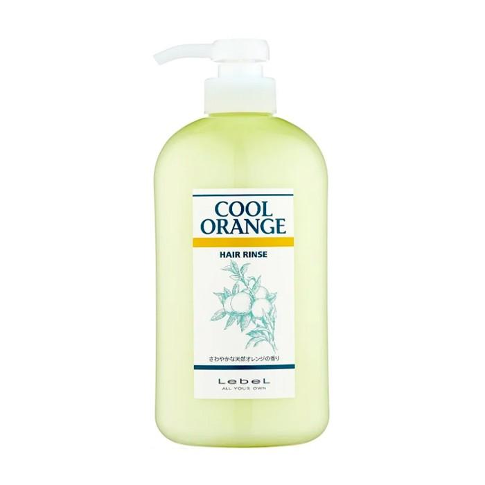 Бальзам-ополаскиватель LebeL Cool Orange Hair Rins - 600мл фото