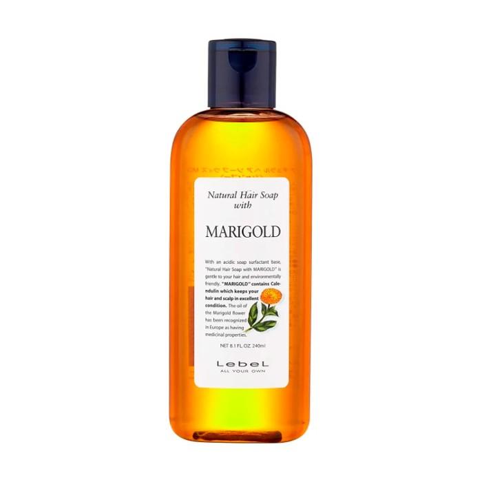 Шампунь Lebel Natural Hair Soap with Marigold - 240мл фото