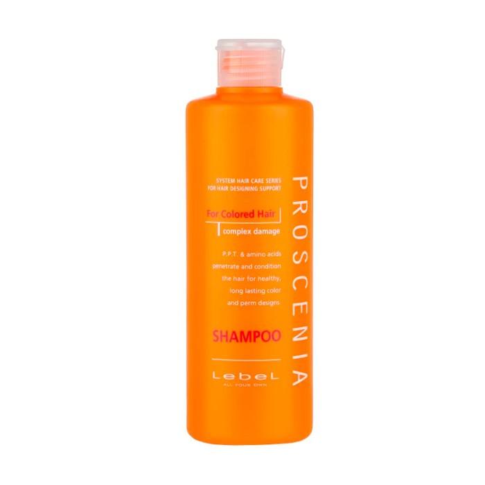 Шампунь Lebel Proscenia Shampoo для окрашенных волос - 300мл фото