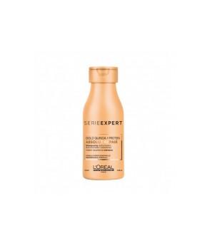 Шампунь Absolut Repair Gold Quinoa 100мл