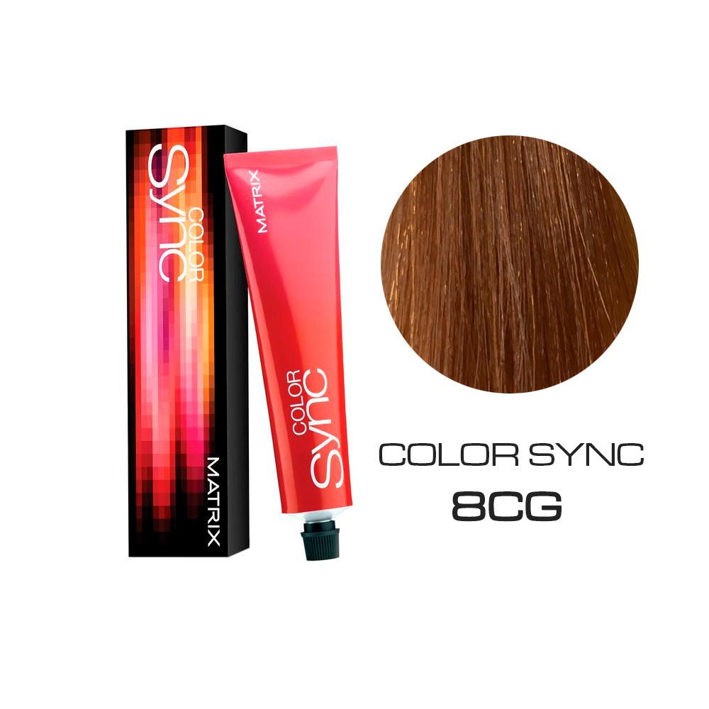 Купить Краска Matrix Color Sync - 8CG (shop: Cosmall )