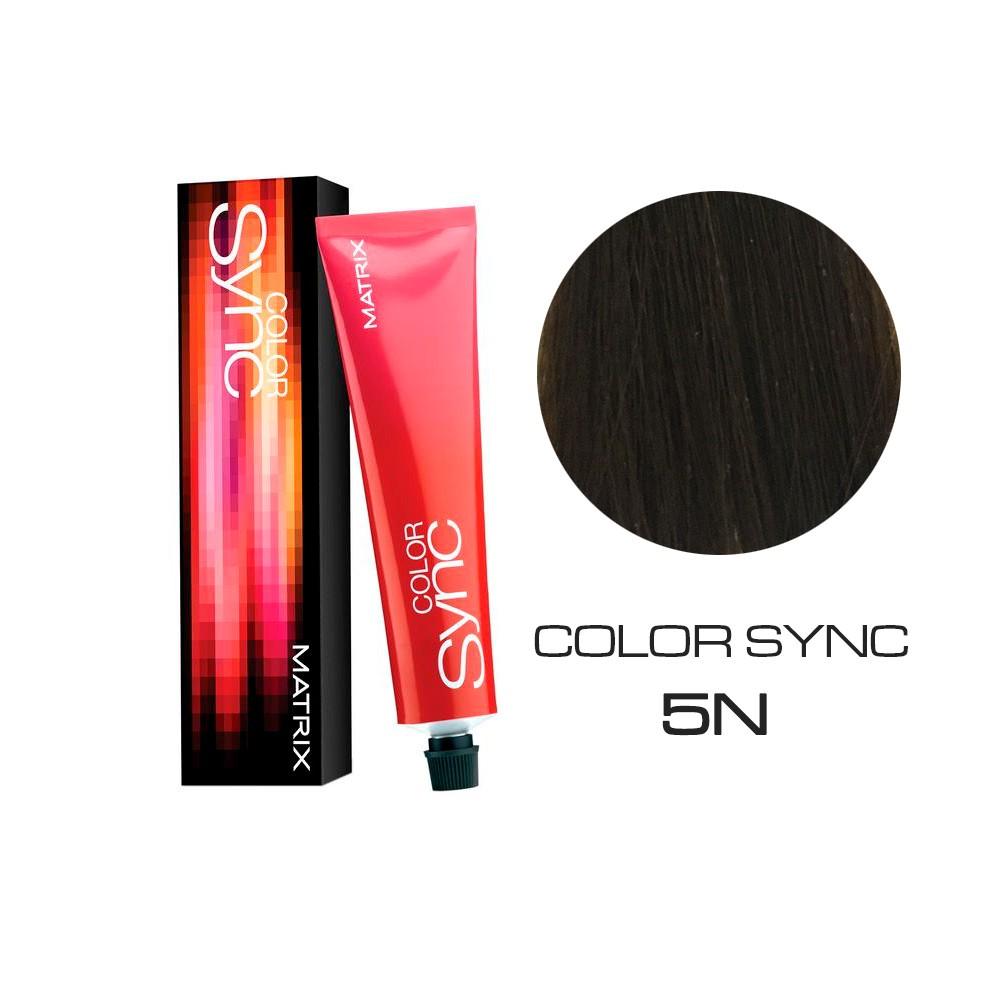 Купить Краска Matrix Color Sync - 5N (shop: Cosmall )