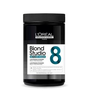 Пудра Blond Studio 8 Bonder Inside, 500гр