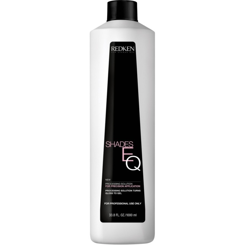 Проявитель Redken Shades EQ Processing Solution Gloss to Gel, 1000мл фото