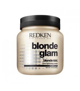 Осветляющая паста Redken Blond Glam