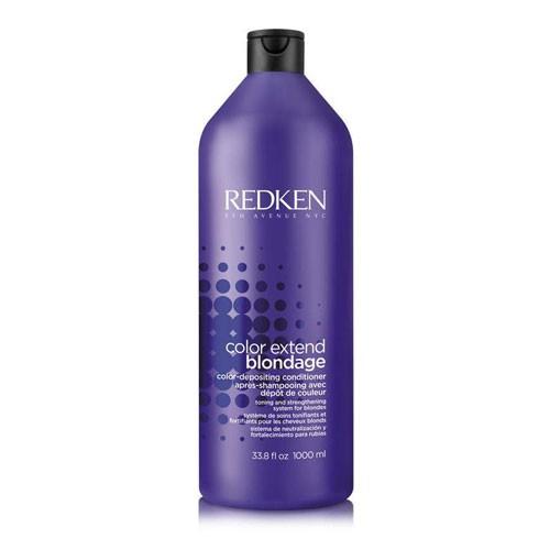 Кондиционер Redken Color Extend Blondage, 1000мл фото