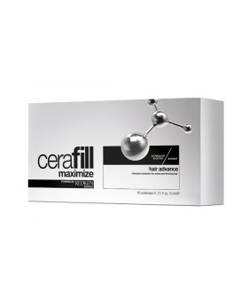 Ампулы двойного действия Cerafill Maximize Aminexil (10шт)