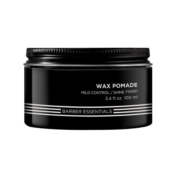 Помада-воск Brews Wax Pomade, 100мл фото