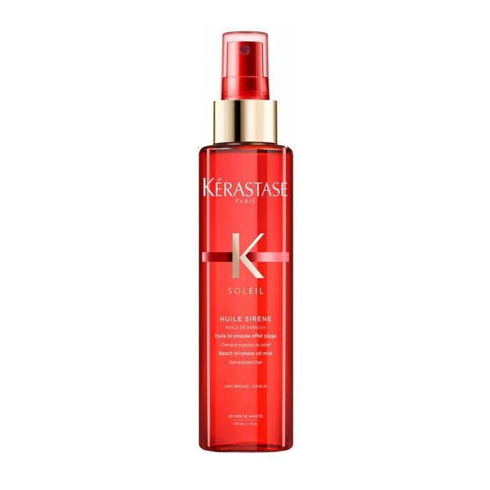 Купить Масло-спрей Soleil Sirene для пляжных волос с УФ-фильтром, 150мл, Kerastase (shop: Cosmall )